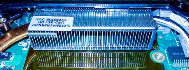 Laptop-CPU-Kuehlert